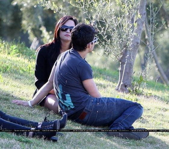 Joe Jonas y Demi Lovato novios