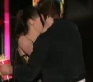 Robert y Kristen Mejor Beso