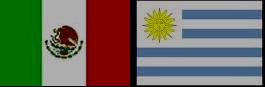 MEXICO VS URUGUAY