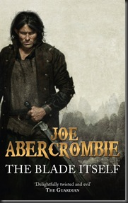 the-blade-itself-uk-paperback-joe-abercrombie