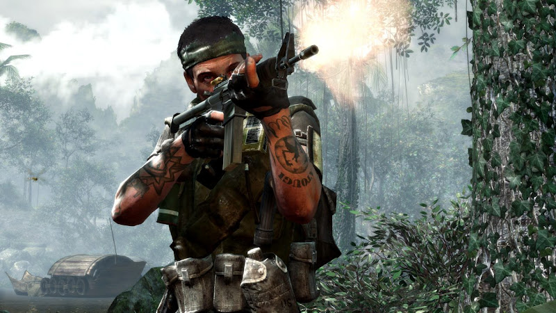 VIDÉO TEST : Call of Duty Black Ops (Xbox 360)