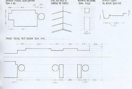 100disegni 27 04 11 eidotipi da scansionare e scadenze for Portico e design del ponte