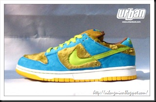 Nike Dunk Low Baby Bear Blue