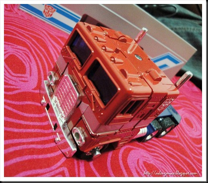 ML Truck Head