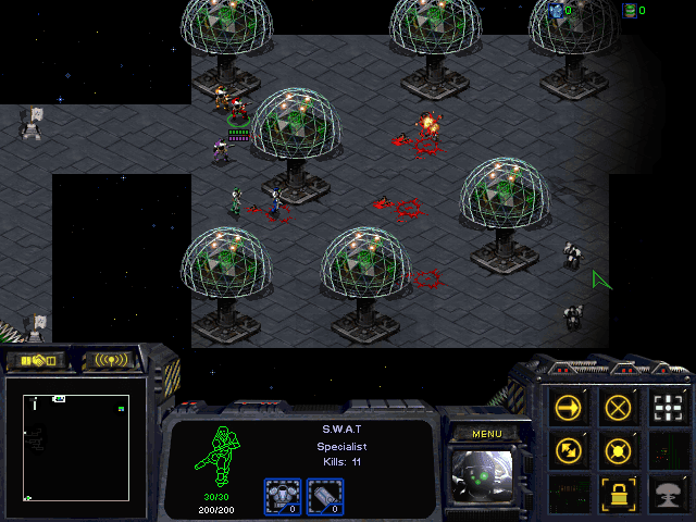 Download StarCraft Map: Rainbow 6