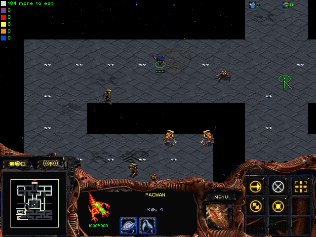 Download StarCraft Map: Pac Man
