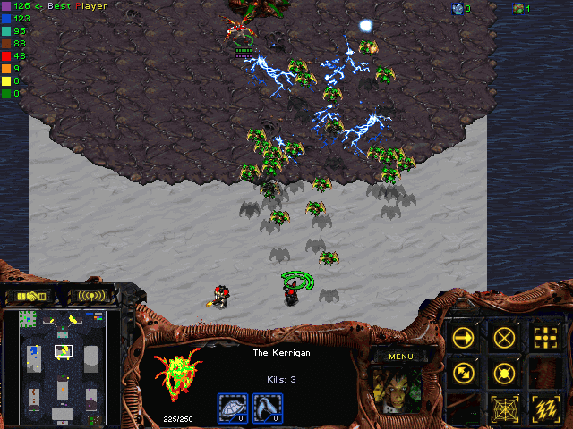 Download StarCraft Map: Guardians of Sky