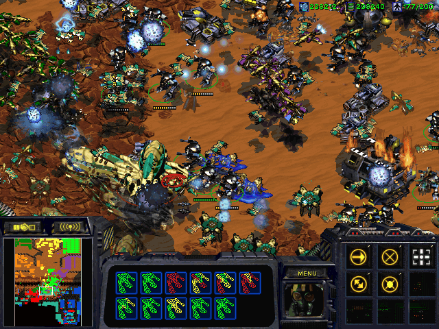 Download StarCraft Map: 5 Xperts Vs 3 Insane CPU