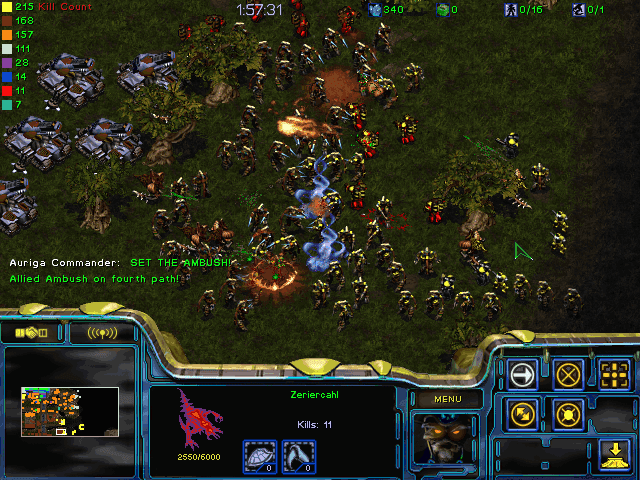 Download StarCraft Map: Aeon of Strife