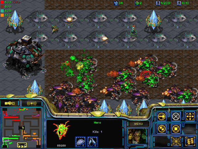 Download StarCraft Map: Maze Defense