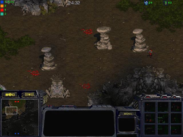 Download StarCraft Map: Snipers Bald Locks, Sniper Bald Locks