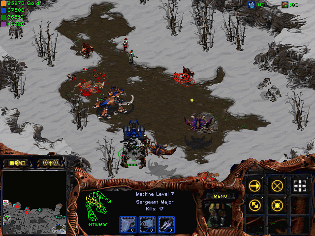 Download StarCraft Map: WinterGlades RPG