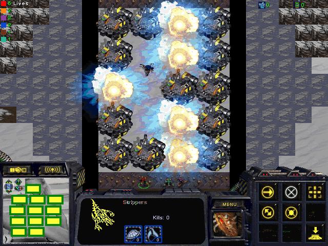 Download StarCraft Map: Strip Bound 2