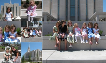 View Oquirrh Mountain Temple