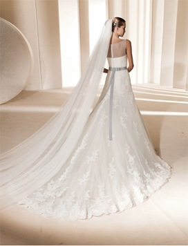 Diva darling unique with style fashionable wedding dress for Around the neck wedding dresses