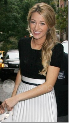 Blake-Lively-Gossip-Girl-Short-Black-Taffeta-Celebrity-Dress-GG-109071703