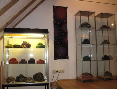 jana 39 s kreatives tagebuch ausstellungser ffnung im textilmuseum die scheune. Black Bedroom Furniture Sets. Home Design Ideas