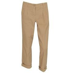 pantalone chino beige sabbia pimkie