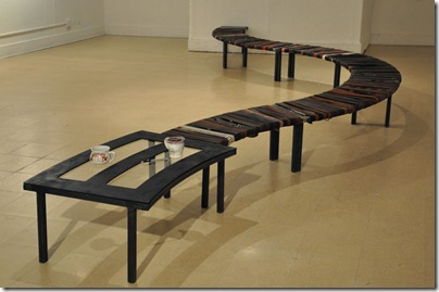 bench made of 1000 belts03
