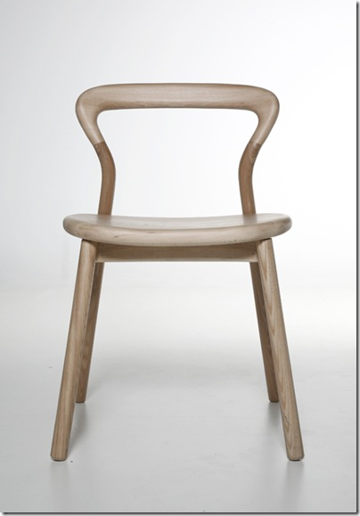 B Curve Chair