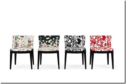 Mademoiselle Moschino by Philippe Starck for Kartell