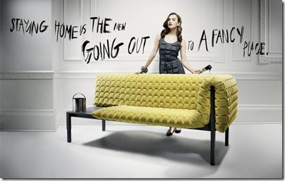 """""""Ruche"""" Sofas by Inga Sempé for Ligne Roset"""