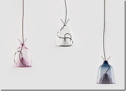 Vaiss.eau Pendant Lamps by Hanna Krüger