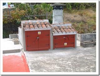 Funt of huts