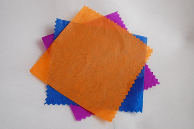 Tissue paper flowers islamic educational resources step 3 older children should find that the pipecleaners can be gently pushed through the tissue paper but younger children will often not be delicate mightylinksfo