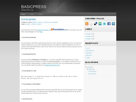 Basicpress