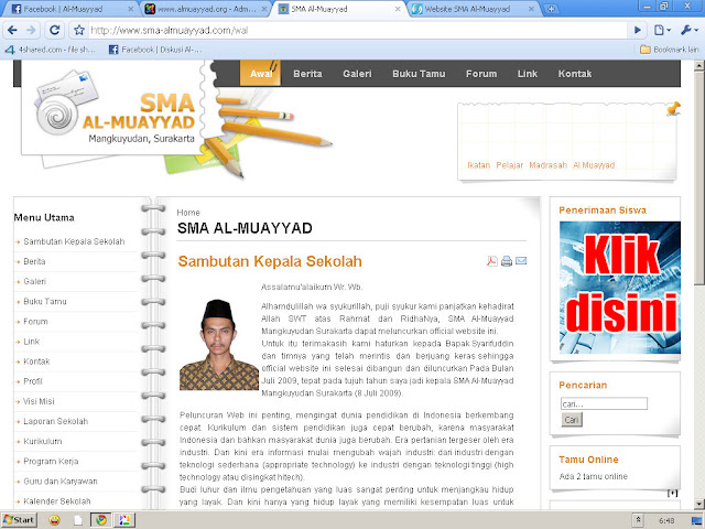 website SMA