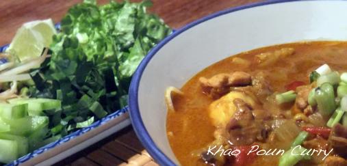 Kha Poun Curry