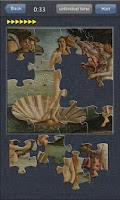 Screenshot of Greek Myth Jigsaw Puzzle