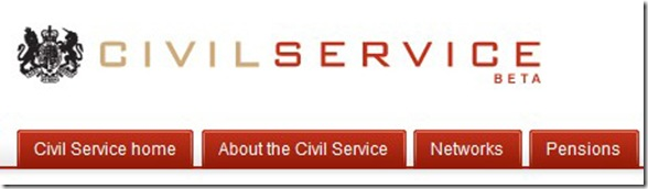 Civil Service beta