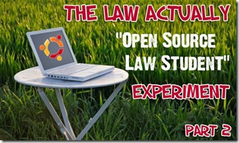 open source law student