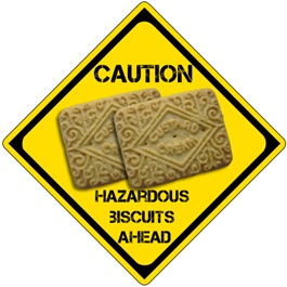 Hazardous Biscuits