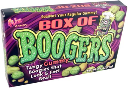 box of boogers