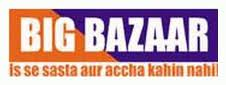 Big Bazaar Shops/Stores in Gurgoan