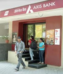 Axis Bank ATM center in Pune