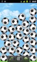 Screenshot of Bouncy Soccer Wallpaper FREE