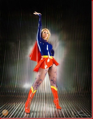 COSPLAY - Supergirl (9)