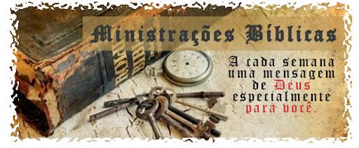 MINISTRAÇÕES BÍBLICAS