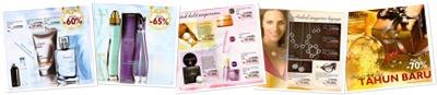 Lihat Katalog Oriflame Des 09