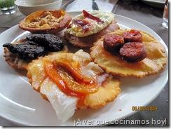 El Molin de Mingo - Tortos de maiz variados