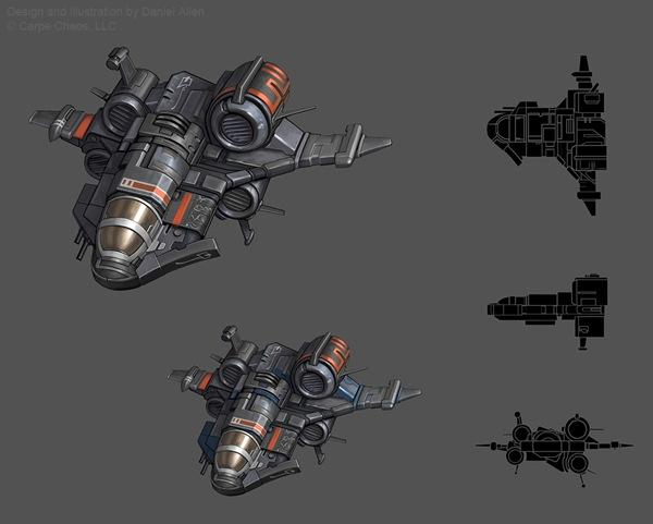 Kaean_ship_concept_by_CarpeChaos