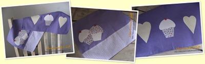 Visualizza dolci asciugamani