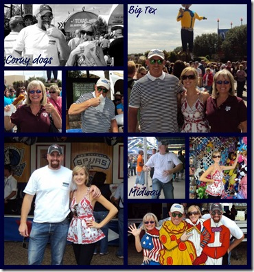 State Fair Collage