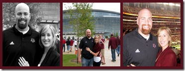 Arkansas Game collage