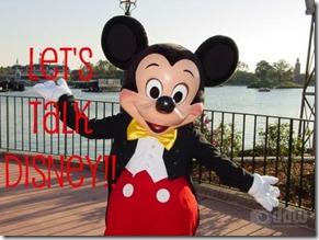 Let's Talk Disney