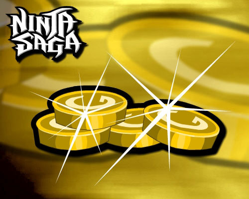 Cheat Gold Ninja Saga